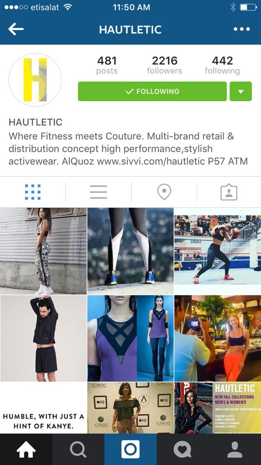 My Hot Pants Love at Hautletic